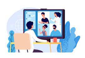 Zoom link for meetings
